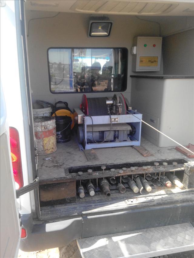 电测井设备